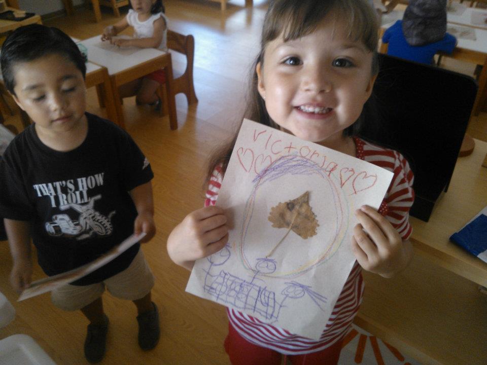 Campamentos de verano Montessori.