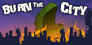 Burn The City game 4 armv6 qvga Android devices