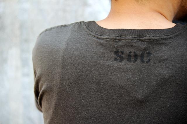 stevensonoverallco soc スティーブンソンオーバーオール Exclusive Greenangle ga tee TShirts Tシャツ