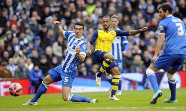 Arsenal Mara Ke Pusingan Kelima Piala FA, info, terkini, berita sukan, bpla sepak, Arsenal