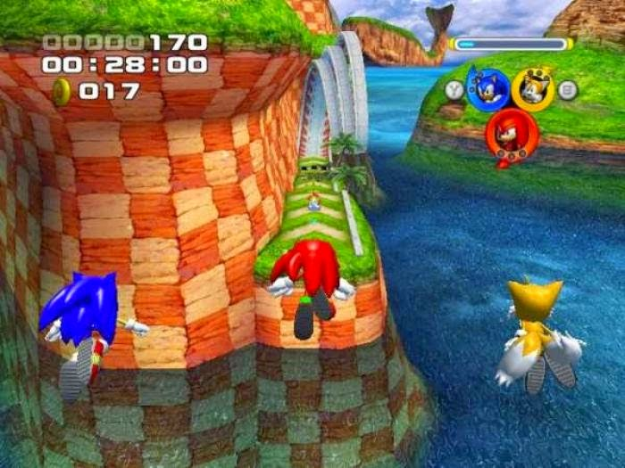 Sonic Heroes Free Full Download (classic)