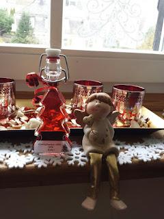 Engelchen, Weihnachtsdeko