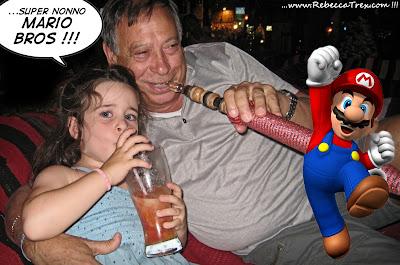 Super Nonno Mario Bros 2013 rebeccatrex