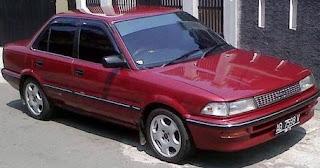Mobil Toyota Corolla Twincam