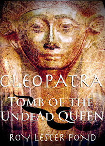 CLEOPATRA Tomb of the Undead Queen