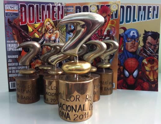 Dolmen - Premios Salón del Cómic
