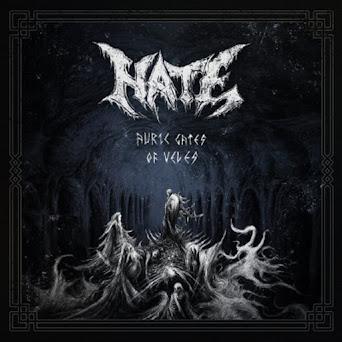 NUEVO LANZAMIENTO: HATE (BLACKENED DEATH METAL)