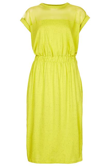 fluoro dress