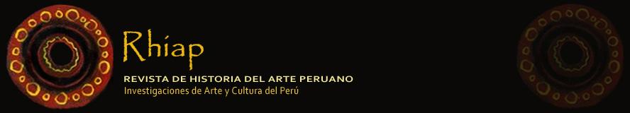 RHIAP Revista de Historia del Arte Peruano