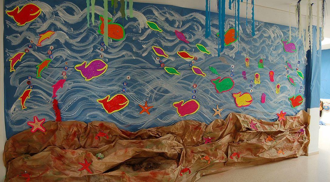 Mi aula infantil for Decoracion aula infantil