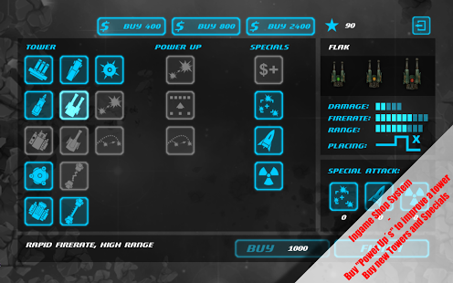 M.A.C.E. Tower Defense 1.01 [Mod Oro] [Apk] [Android] [Zippyshare] MACE+Tower+Defense+APK+2