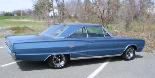 The Mopar Motorhead: 1967 Dodge Coronet R/T