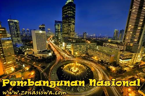 Pembangunan Nasional | www.zonasiswa.com