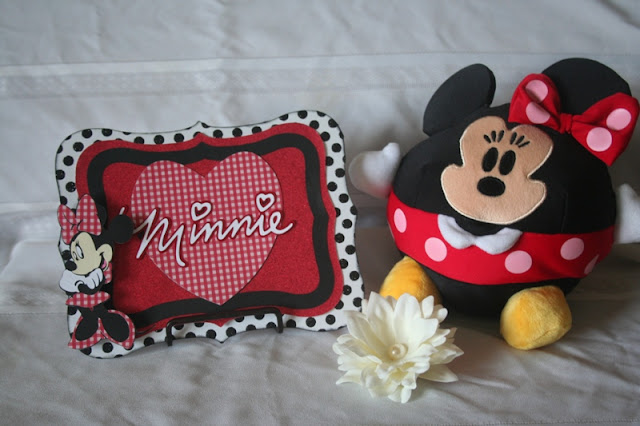 Disney Character Wedding Table Signs