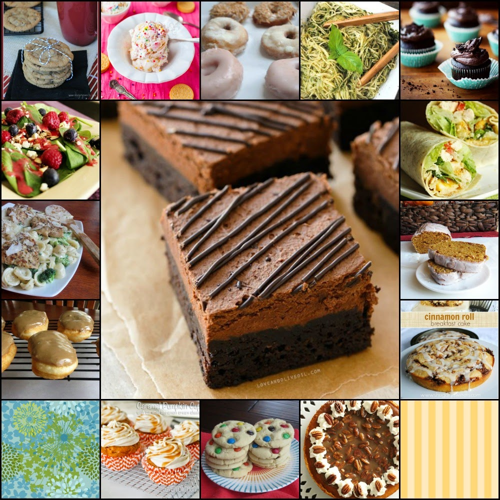 Fantastical Friday round up - my favorite foodie finds from the last week #recipes #blogs #food