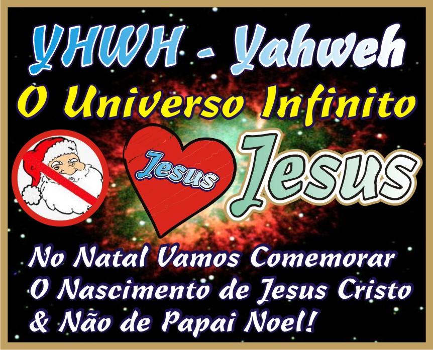 No Natal Comemoramos O Nascimento de Jesus