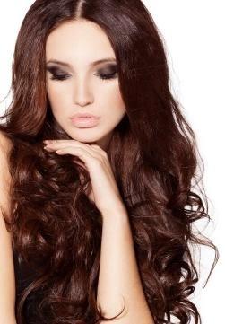 la moda en tu cabello color chocolate en tu cabello 2015