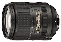 nikon 18-300mm lens