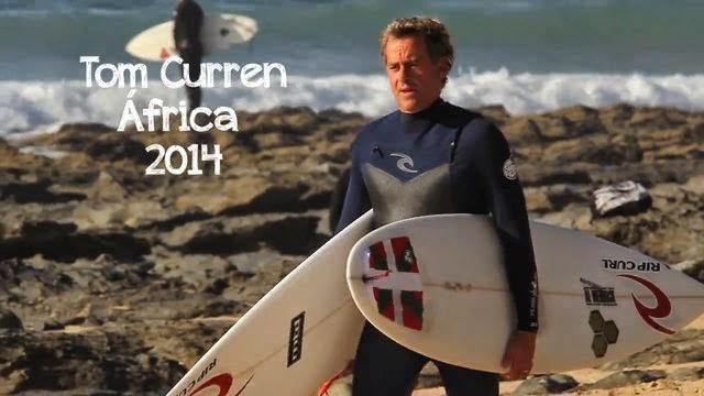 Tom Curren africa 2014
