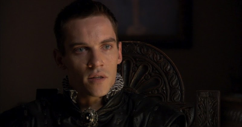 EvilTwins Male Film & TV Screencaps: The Borgias 2x03