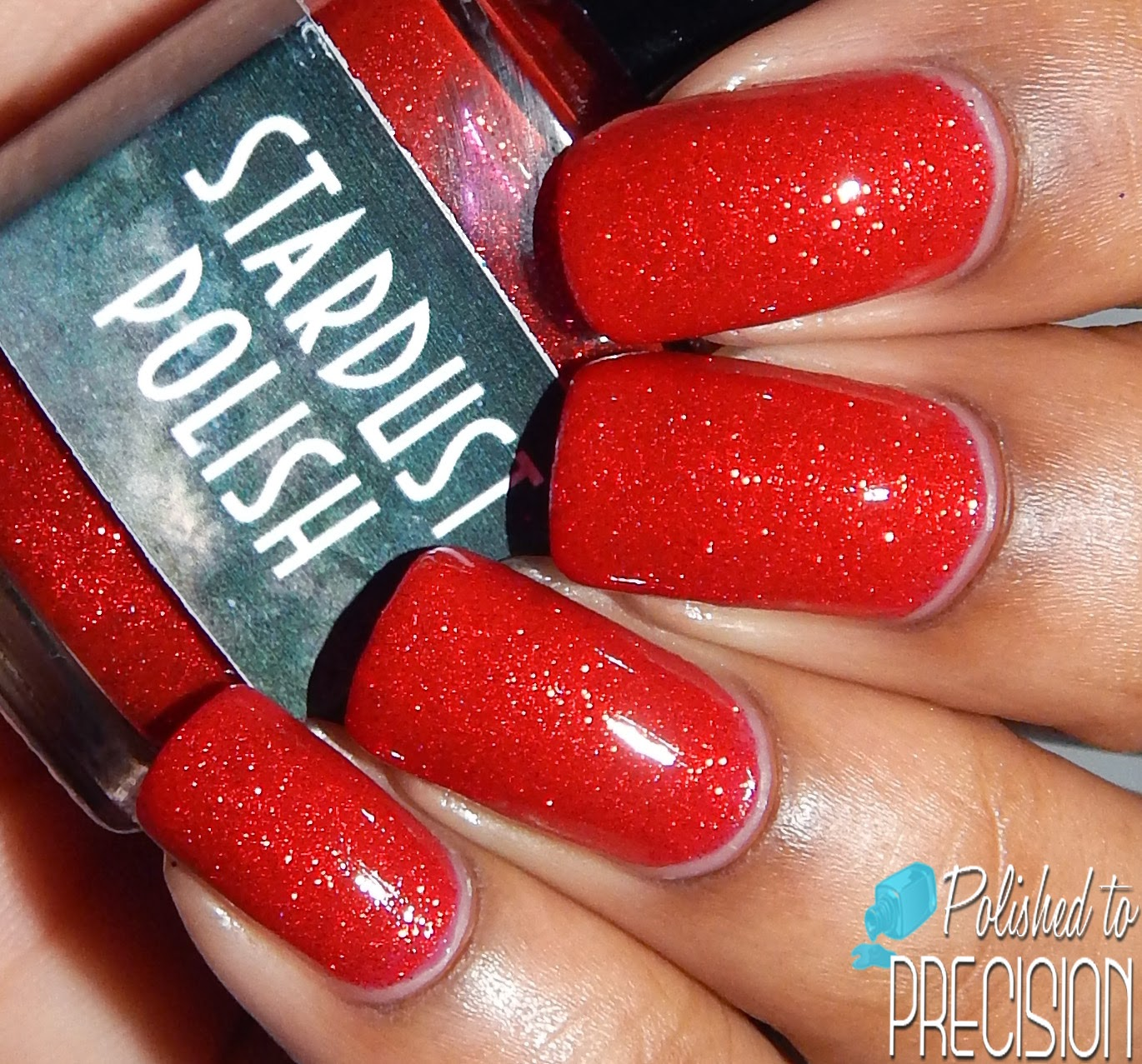 Stardust Polish Retro Ruby