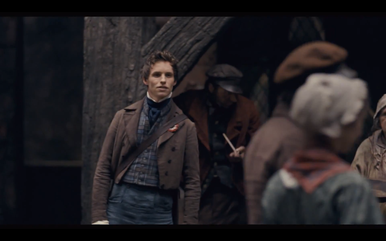 eddie red ne les miserables marius eddie red ne