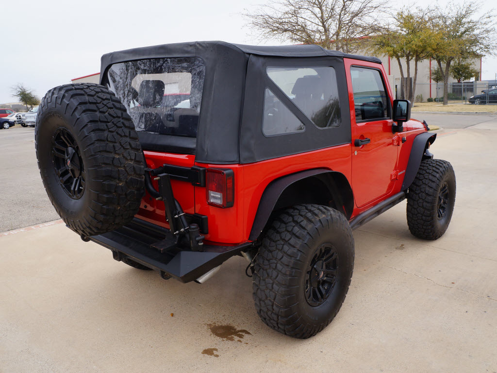 For Sale Lifted Tricked Out Mud Ready 2010 Jeep Wrangler
