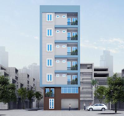 chung cư giá rẻ Đông Ngạc, chung cư mini xóm 4C