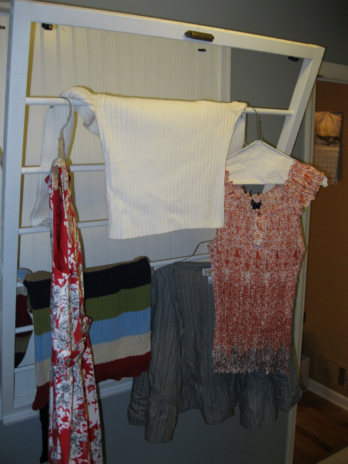 between the rafters ballard designs inspired laundry drying rack best birthday present ever