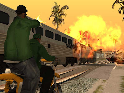 free full version GTA Grand Thef Auto San Andreas Full Version PC Game