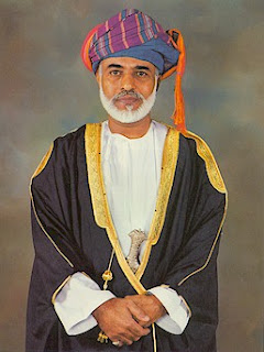 Sultan Qaboos Bin Saeed