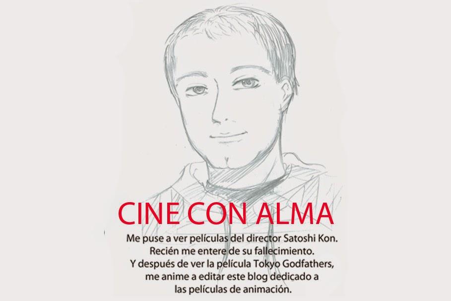 Cine  con Alma.