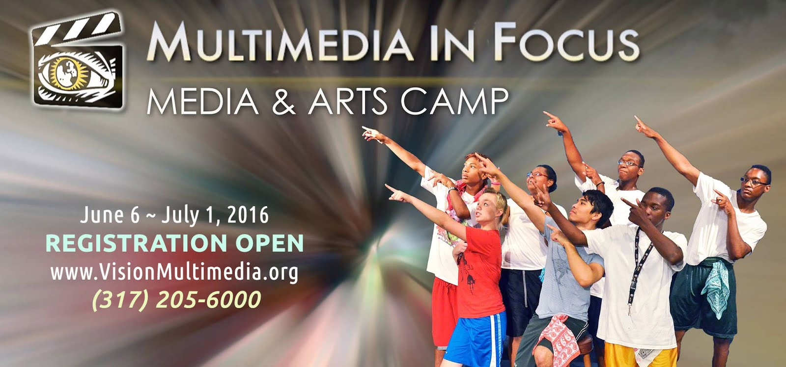 Multimedia In Focus Media Camp