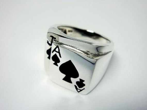 Top Fashion For All Silver Rings Men