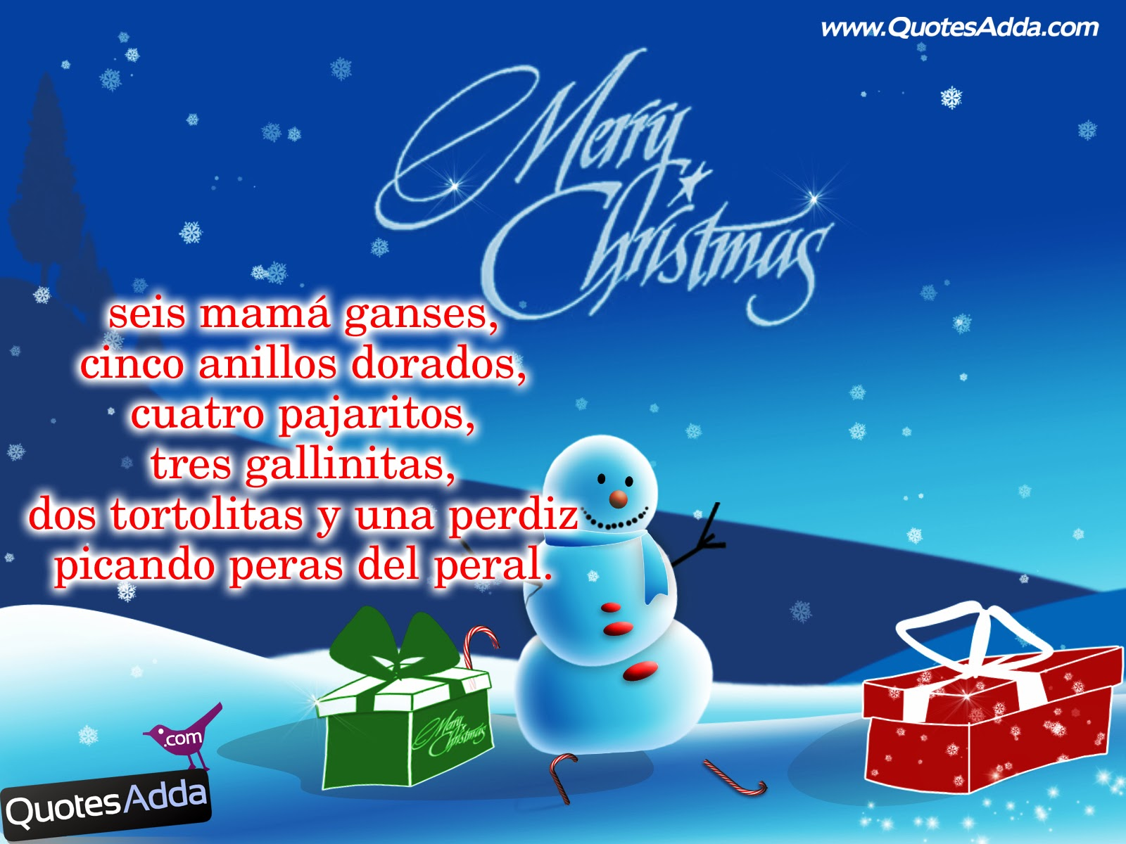 Christmas Quotes Spanish