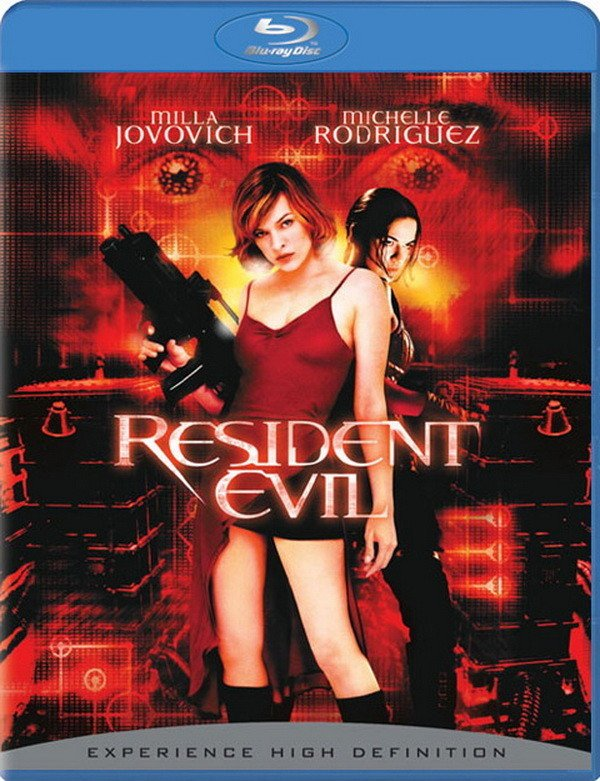 Resident Evil (El Huésped Maldito) (2002) m720p BDRip 2.9GB mkv Dual Audio AC3 5.1 ch