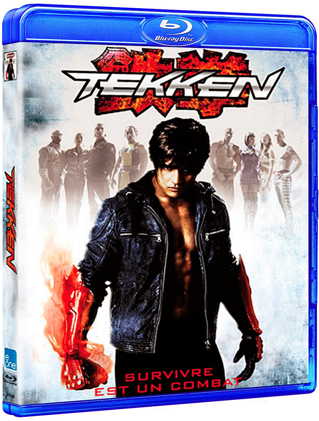 Tekken (2010) BluRay 1080p Dublado