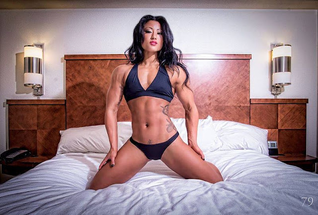 Kayla Dee Johnson - Female Fitness