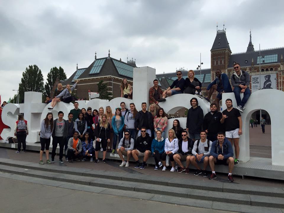Iamsterdam Contiki European Whirl