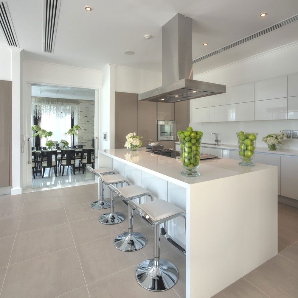 Passion for luxury exclusive al barari luxury housing for Kitchen designs dubai