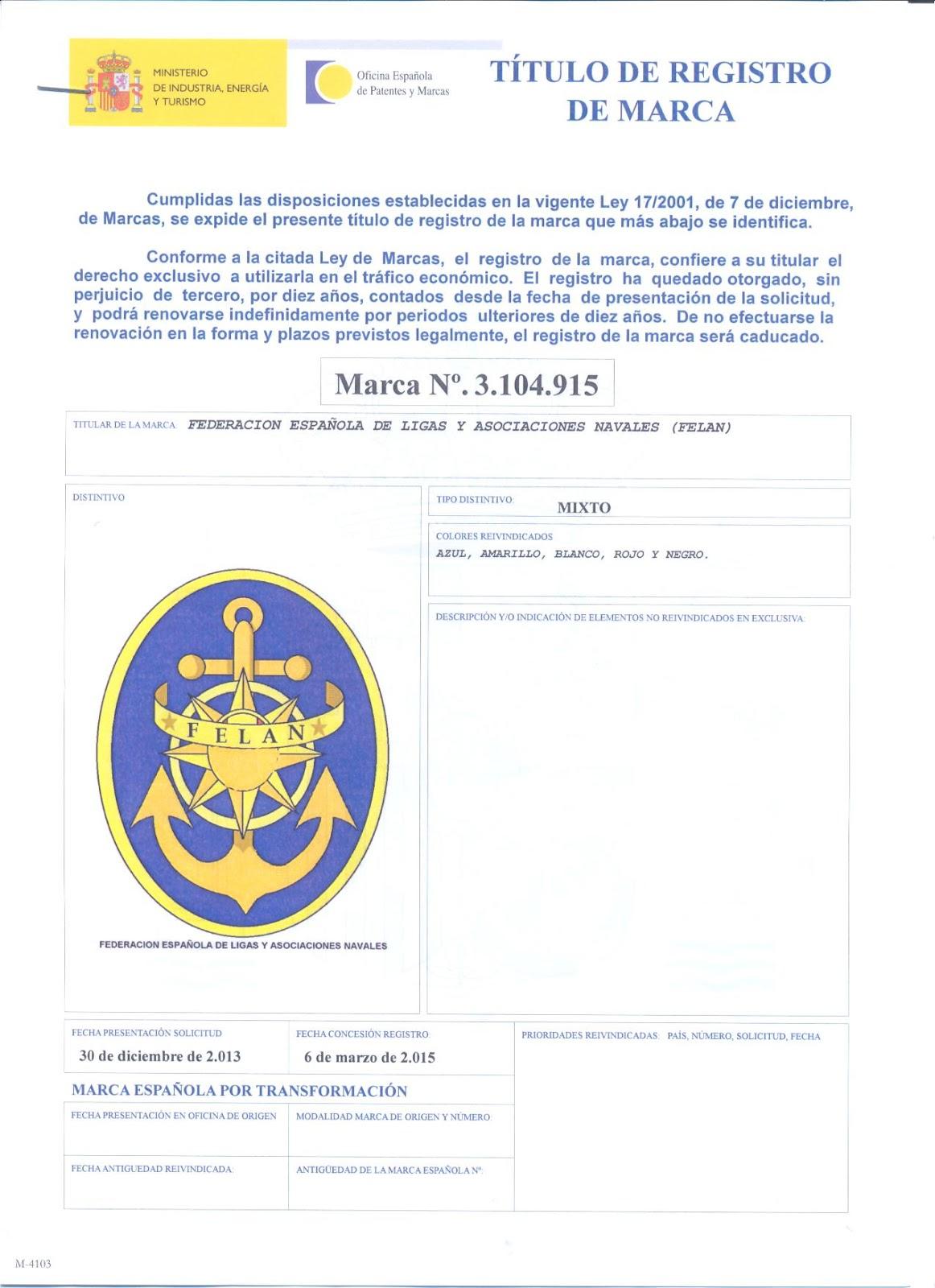 Asociacion federaci n espa ola de ligas y asociaciones for Registro ministerio del interior