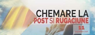 Samy Tuțac 🔴 Chemare la post și rugăciune pentru Referendum