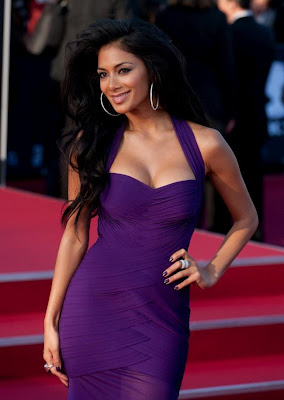 nicole scherzinger at men in black 3 germany premiere latest photos