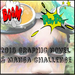 Host of the 2016 Graphic Novel & Manga Challenge