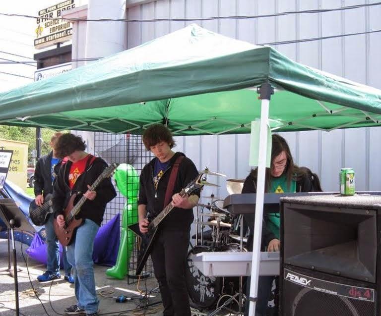 4 Swords <br>(Zelda Tribute Band)