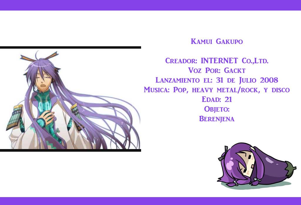 ★ Aldea Vocaloid ★