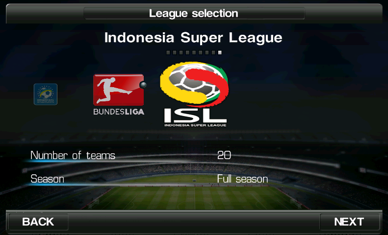 pes game for android free