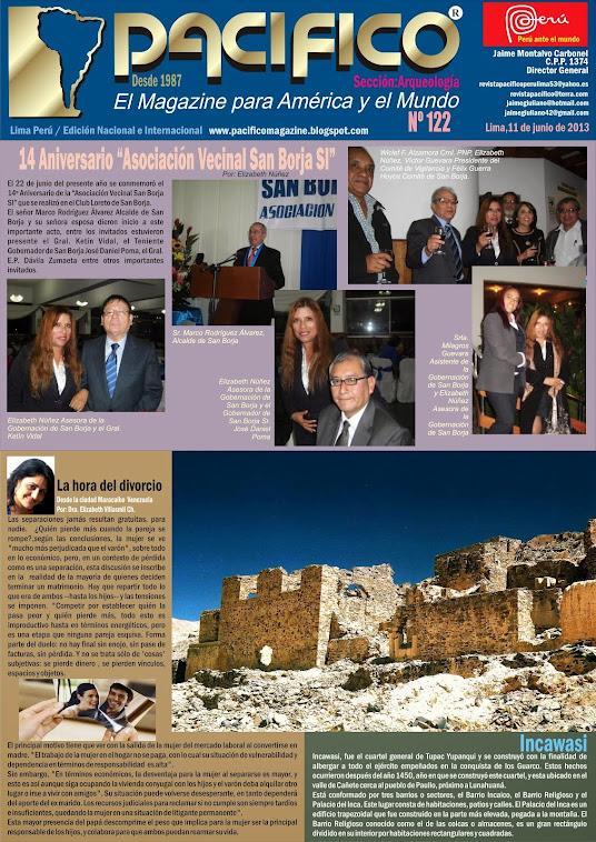 Revista Pacífico Nº 122 Arqueología