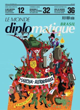Le Monde Diplomatique: Edição Maio de 2018