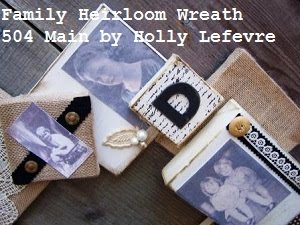 Family Heirloom Wreath